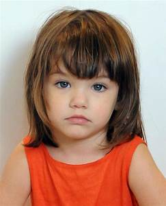 Cute Hairstyle For A 1 Year Old