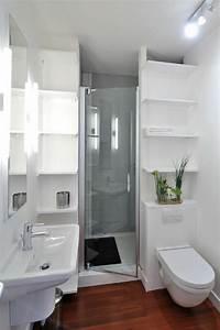 1001 idees pour amenager une petite salle de bain des With tres petite salle de bain