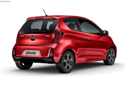 Kia Picanto Picture by 2016 Kia Picanto Ii Pictures Information And Specs