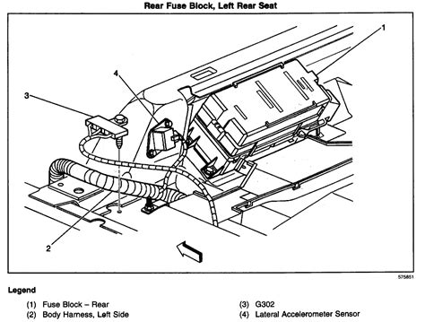 Buick Lesabre Limited Fuse Box Auto Wiring