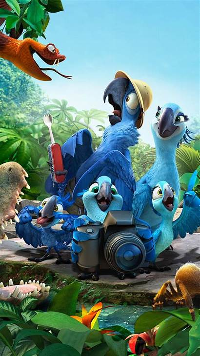 Rio Disney Cartoon Wallpapers Phone Io Characters