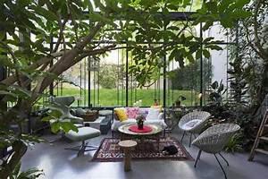 Jardin D Hiver Veranda : jardin d 39 hiver ~ Premium-room.com Idées de Décoration