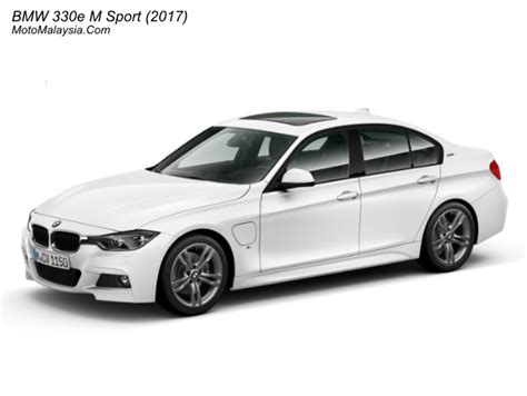 Bmw 330e M Sport (2017) Price In Malaysia From Rm258,800