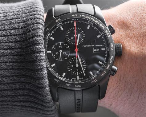 Porsche Design Timepiece No1 Handson Ablogtowatch