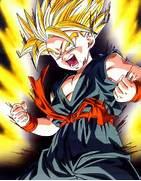 Dragon Ball Z Characters Super Saiyan 100