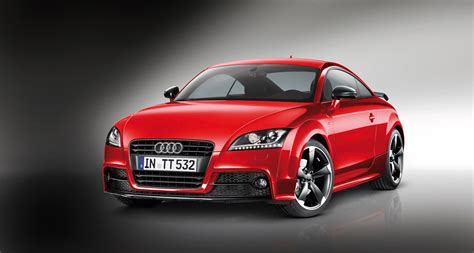 Audi Tt Competitors by Audi Tt Gets New S Line Competition Package