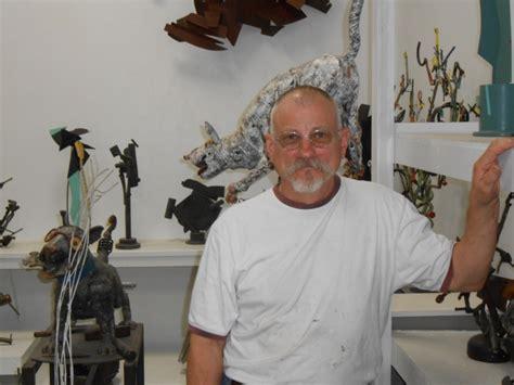 david deming internationally acclaimed sculptor home