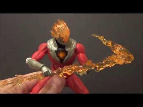 ultra act glenfire bandai ultraman figure review