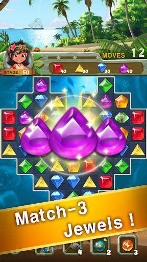 paradise jewel: match 3 puzzle world