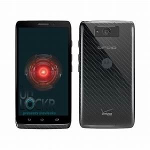 Motorola DROID ULTRA Emerges in Leaked Press Photo - Softpedia