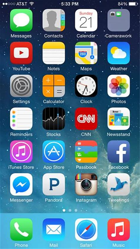 iphone home screen layout ideas iphone 5 home screen layout ideas
