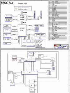 Gigabyte H61m S1 Schematic Diagram