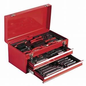 Caisse A Outils Metal : caisse outils en m tal 69 pi ces ~ Dode.kayakingforconservation.com Idées de Décoration