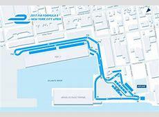 Formula E reveals New York street circuit Speedcafe