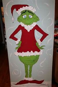 How the Grinch Stole Christmas on Pinterest