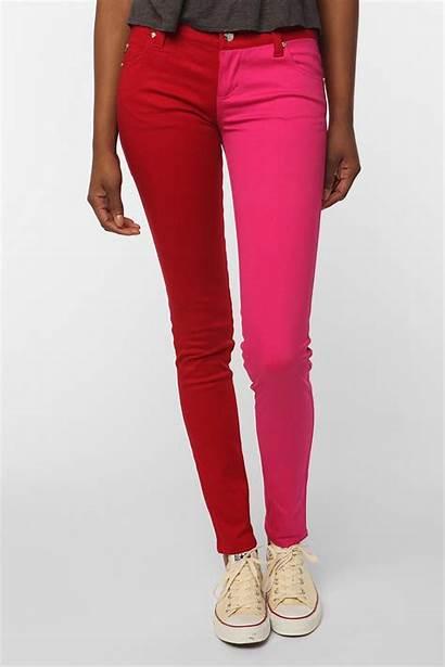 Split Jeans Tripp Jean Nyc Leg