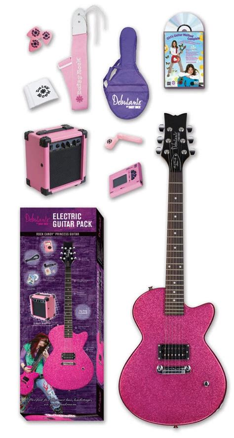 Amazon.com: Daisy Rock Debutante Rock Candy Princess
