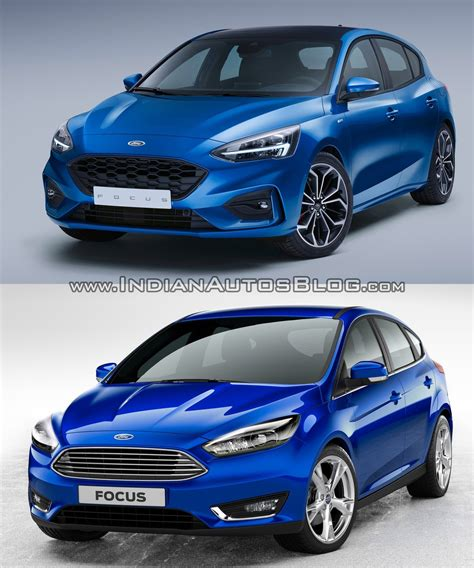 2018 Ford Focus Vs 2014 Ford Focus  Old Vs New