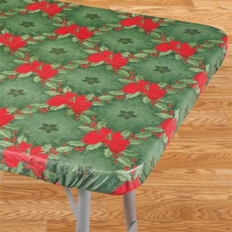Snowflake Banquet Table Cover   View All Sale   MilesKimball