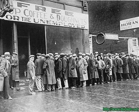 interesting  great depression facts  interesting facts
