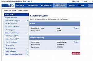 Payback Punkte Aufs Konto : payback punkte auf das bankkonto berweisen lassen der tutonaut ~ Eleganceandgraceweddings.com Haus und Dekorationen