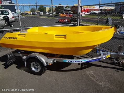 Plastic Boats For Sale by New Polycraft 3 00 Tuff Tender Trailer Boats Boats