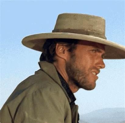Ugly Bad Western Clint Eastwood Gifs Cowboy