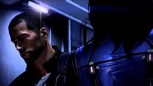Mass Effect 3 - Ashley Williams Romance - YouTube