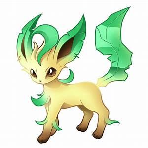 Pokemon 470 Leafeon