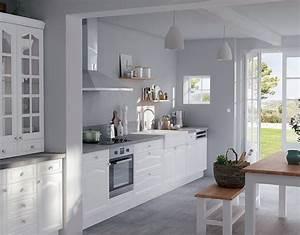 castorama cuisine authentik blanc une cuisine de With castorama peinture meuble cuisine