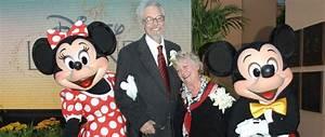 Les voix de Mickey Mouse et Minnie Mouse se sont ...