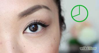 apply pencil eyeliner  pictures wikihow