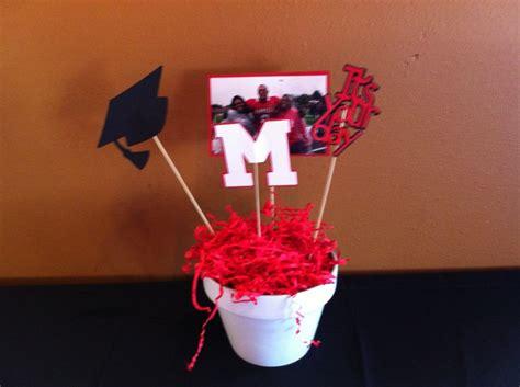 diy graduation party centerpieces easy graduation party
