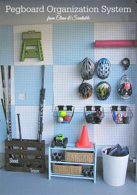 clever sports equipment storage solutions