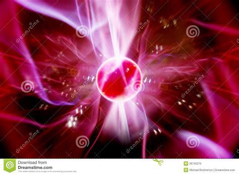 Cool Plasma Ball Stock Photo  Image 26745370
