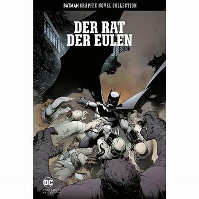 Batman Novel Graphic Rat Eulen Calendar Comic