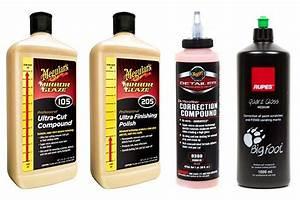 Produit Rayure Voiture : quel est le meilleur produit compound ou polish pour voiture ~ Melissatoandfro.com Idées de Décoration
