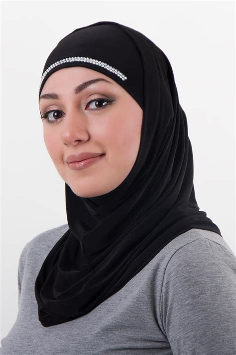 hijab mode bonnet hijab
