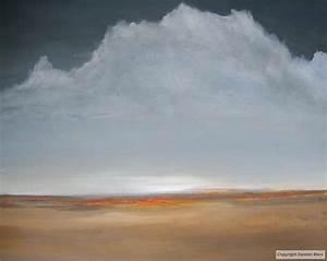 tableau peinture contemporaine paysage bleu marron With couleur gris bleu peinture 4 tableau peinture contemporaine paysage minimaliste