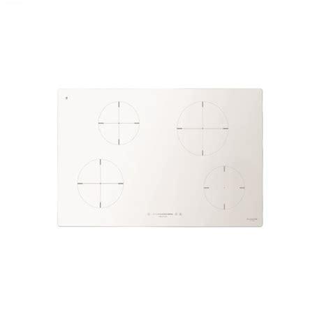 piano cottura vetroceramica bianco piano induzione bianco idee di design per la casa