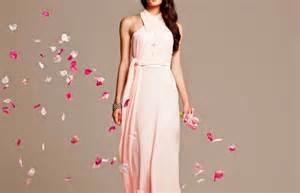 chagne pink bridesmaid dresses pink unique bridesmaid dresses