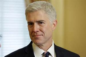 Who Is Neil Gorsuch? Judge Picked By Trump For Supreme ...