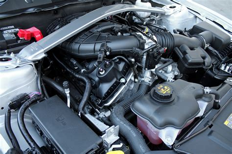 Ford Mustang V6 Engine Upgrades, Ford, Free Engine Image