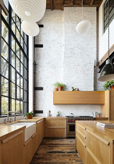 clinton hill townhouse  light airy aesthetic decoholic