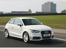 Audi A1 Is Named Carbuyer's Best Small Luxury Car 2011