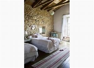 Venkovský styl ložnice