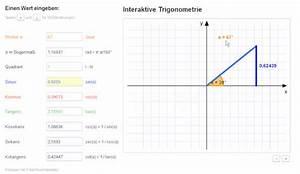 Differentialgleichung Online Berechnen : matheretter sinus kosinus tangens online berechnen und zusammenh nge neu verstehen ~ Themetempest.com Abrechnung