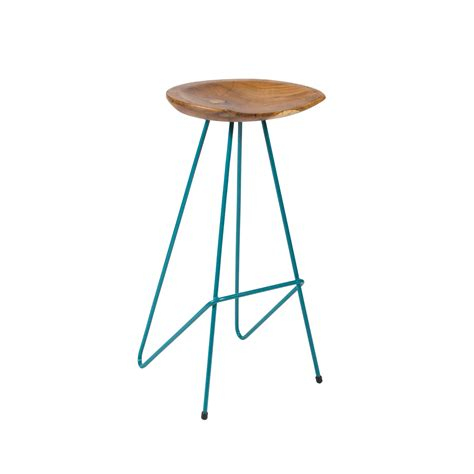 Perch Bar Stool by Perch Bar Stool Tomato Fromthesource Touch Of Modern