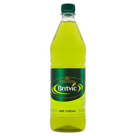 lime cordial ocado britvic lime cordial 1l product information