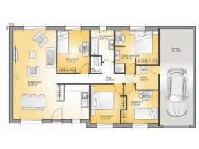 plan maison 1 chambre 1000 ideas about maison de plain pied on